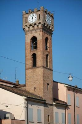 Torre Civica di Novi - Terremoto