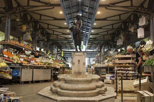 Fontana della frutta - Fontane
