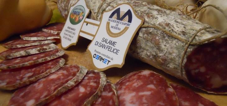 Salame di San Felice | Sapori di Modena