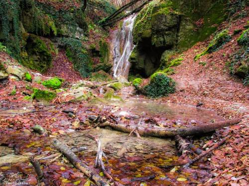 Cascate del Bucamante - - Foto Luca Nacchio