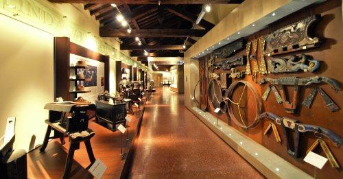 Museo della Xilografia, Carpi - bassa modenese