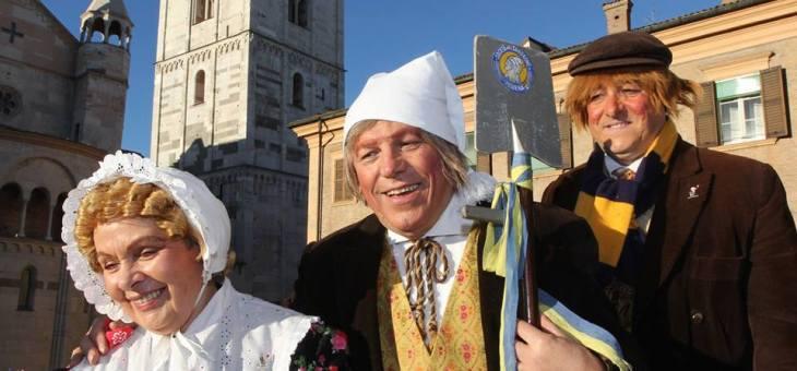 Lo storico Carnevale di Modena   Vivere Modenese