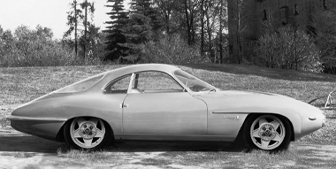 1957 Alfa Romeo Giulia Sprint Speciale