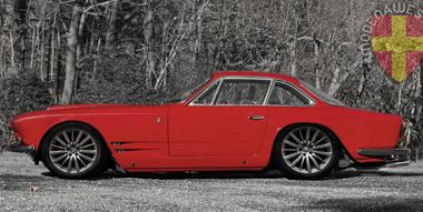 1963 Maserati Sebring 3500 Coupe