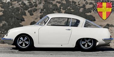 1953 Porsche 356 Italia Coupe