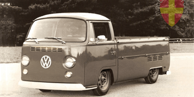 1968 VW Type 2 pickup