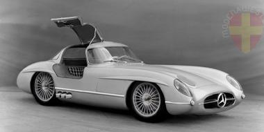 1956 Mercedes-Benz 300 SLR Evolution