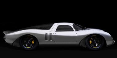 1989 Porsche 558GT Coupe