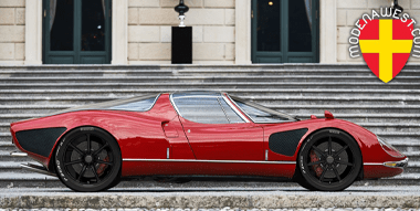 2021 Alfa Romeo 33.EVO Stradale