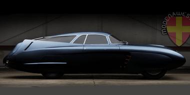 1953 Alfa Romeo B.A.T. #5