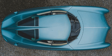 Alfa Romeo B.A.T.'s 5, 7 and 9d