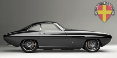 """1953 Fiat """"Otto Vu"""" (Supersonic)"""