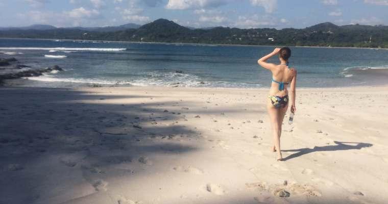 Costa Rica – Kayaking to Isla Chora