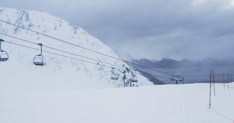 Alaska – Skiing Alyeska