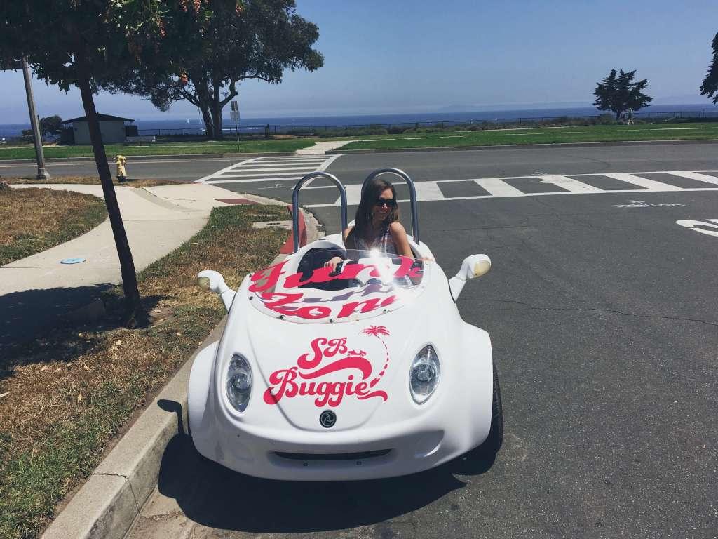 Santa Barbara Buggie Rental