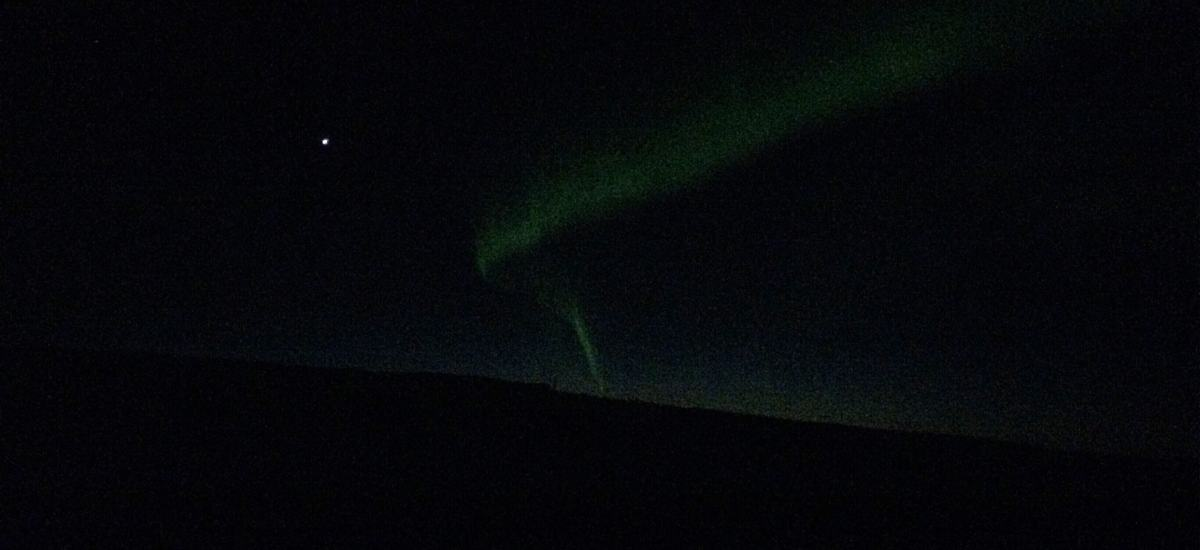 Travel Iceland - Northern Lights