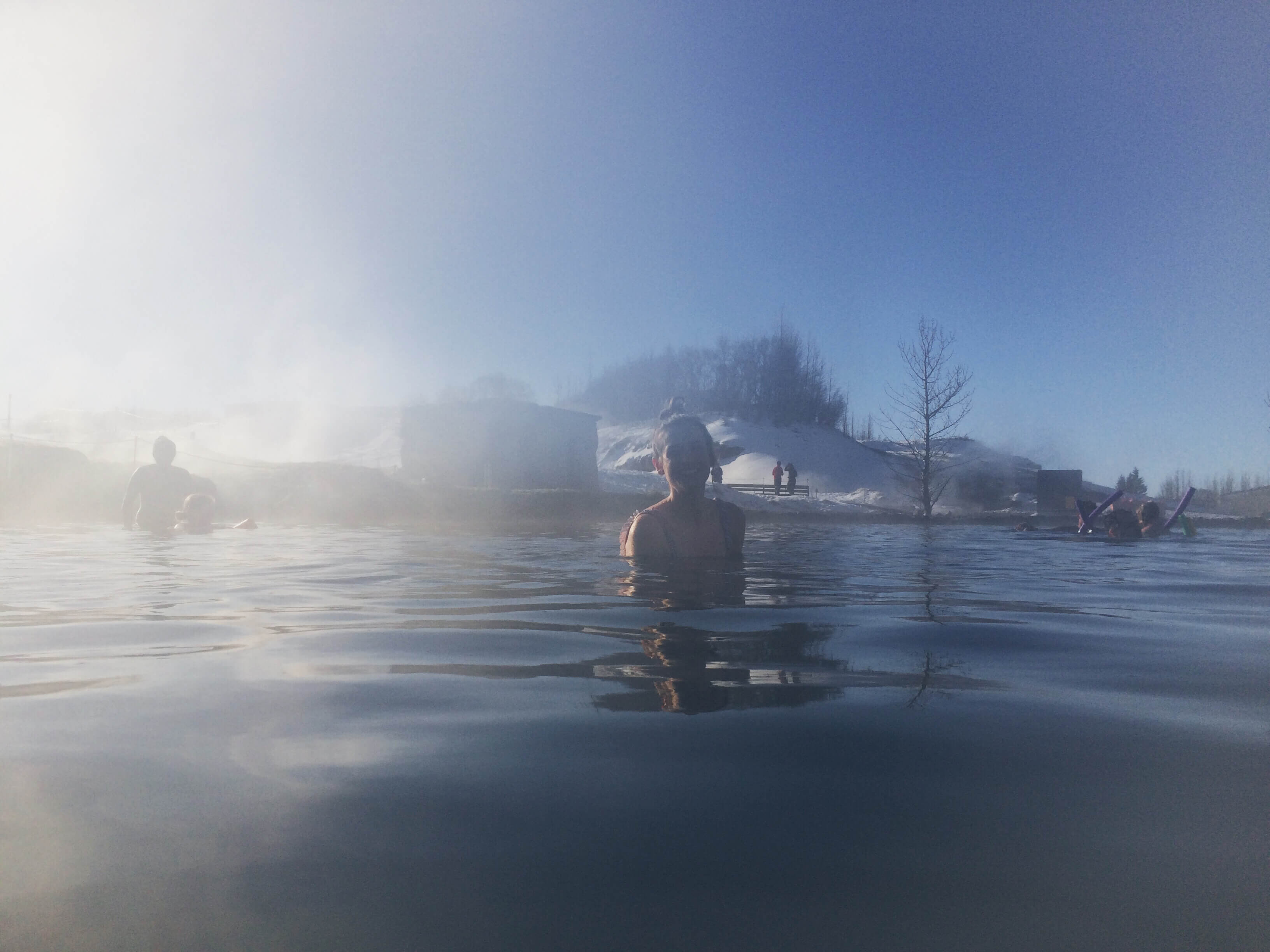 Travel Iceland - Secret Lagoon