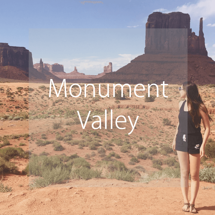 Monument Valley, Utah, Moderately Adventurous