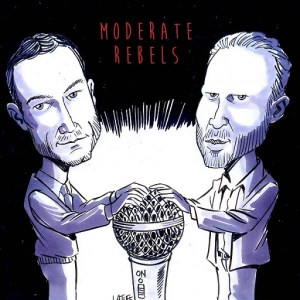 moderate rebels podcast icon