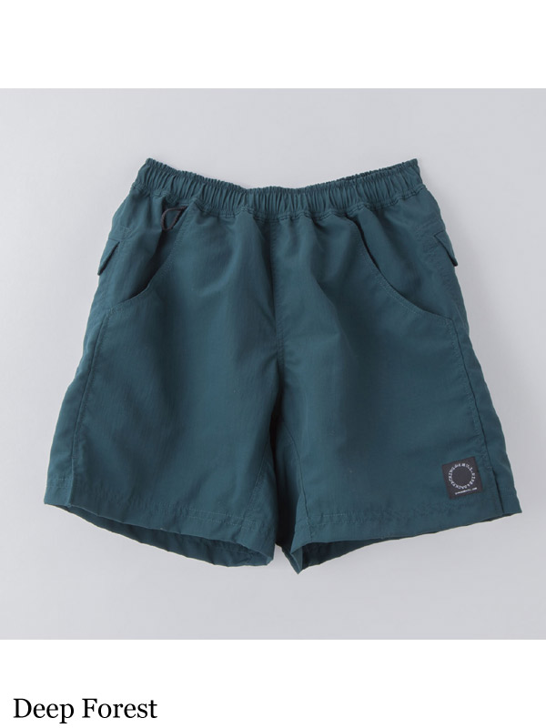 5POCKETS SHORTS カラー:DeepForest