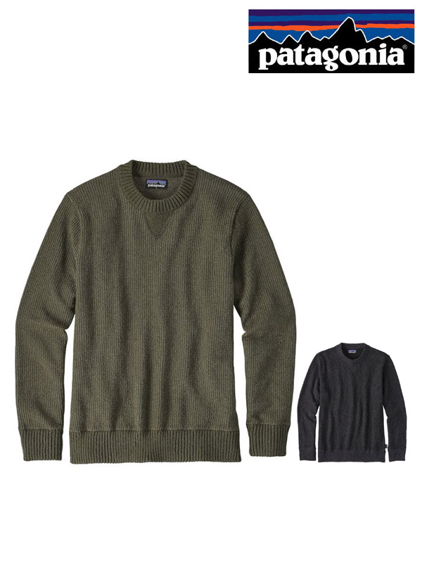patagonia,パタゴニア,Men's Off Country Crewneck Sweater,メンズ・オフカントリー・クルーネック・セーター