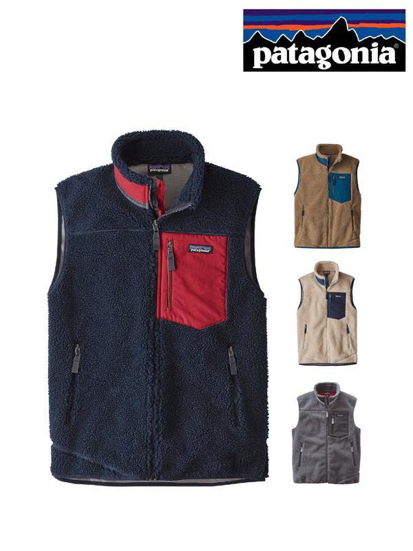 patagonia,パタゴニア,Men's Classic Retro-X Vest,メンズ・クラシック・レトロX・ベスト
