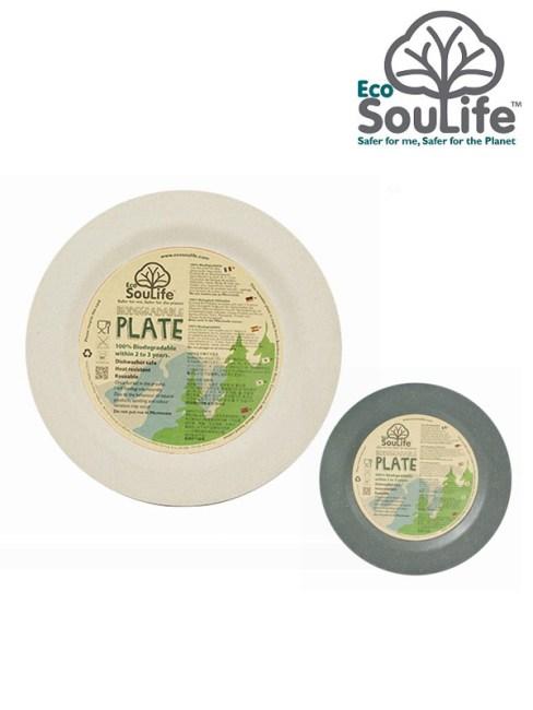 Eco Sou Life,エコソウライフ,Side Plate,サイドプレート