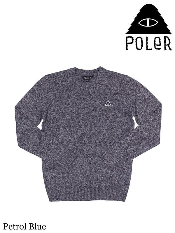 POLeR,ポーラー,Speck Fleck Sweater,スペックフレックセーター