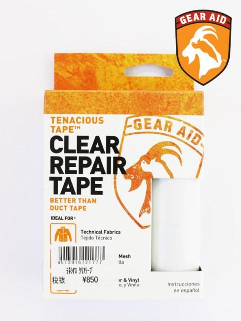 GEAR AID,ギアエイド,テネシアスクリアテープ