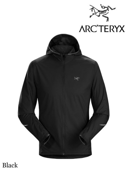 ARC'TERYX,アークテリクス,Incendo Hoody #Black,インセンド フーディ メンズ
