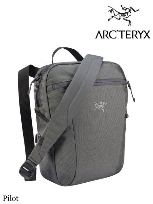 ARC'TERYX,アークテリクス,Slingblade 4 Shoulder #Pilot,スリングブレード 4 ショルダーバッグ