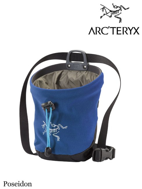 ARC'TERYX,アークテリクス,C40 Chalk Bag #Poseidon,C40 チョークバッグ