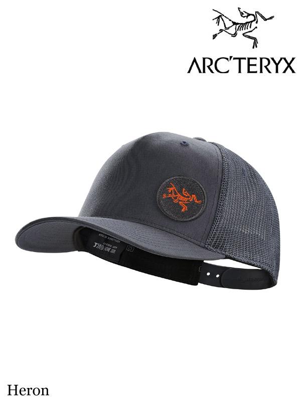 ARC'TERYX,アークテリクス,Patch Trucker Hat Heron,パッチ トラッカー キャップ