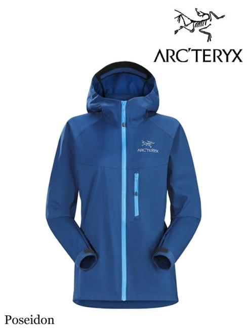 ARC'TERYX,アークテリクス,Women's Squamish Hoody Poseidon,スコーミッシュ フーディ ウィメンズ