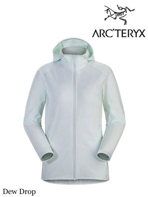 ARC'TERYX,アークテリクス,Women's Adahy Hoody #Dew Drop,アダヒ フーディ ウィメンズ (レディース)