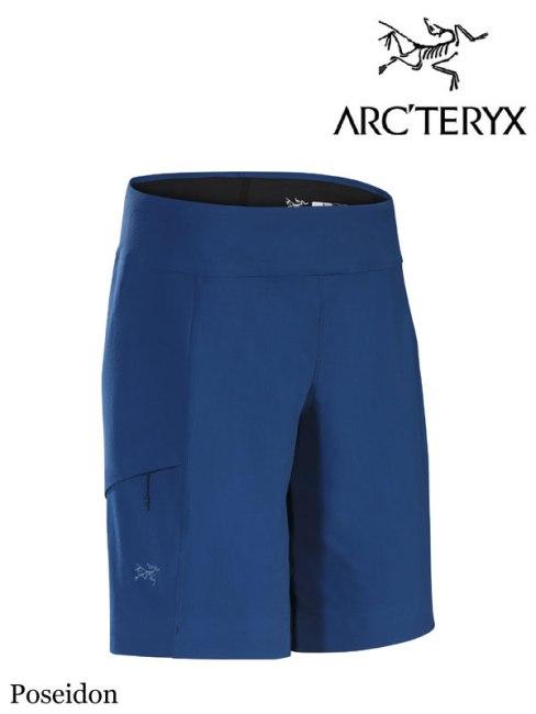 ARC'TERYX,アークテリクス,Women's Sabria Short #Poseidon ,サブリア ショート ウィメンズ (レディース)