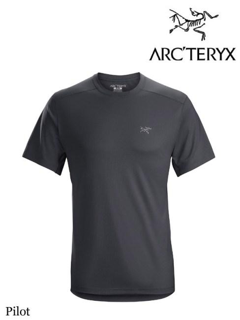 ARC'TERYX,アークテリクス,Velox Crew SS #Pilot ,ヴェロックス クルー シャツ メンズ