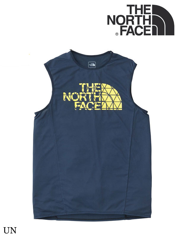 THE NORTH FACE,ノースフェイス, S/L Better Than Naked Crew #UN,スリーブレスベターザンネイキッドクルー(メンズ)