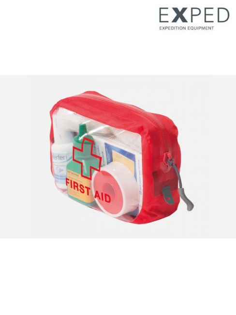 EXPED,エクスペド ,Clear Cube First Aid S ,クリアー キューブ ファースト エイド S