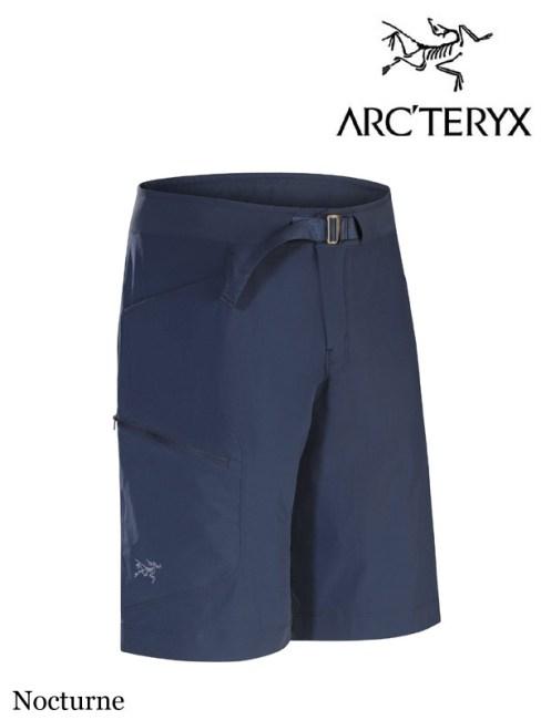 ARC'TERYX,アークテリクス,Lefroy Short #Nocturne,レフロイ ショート メンズ