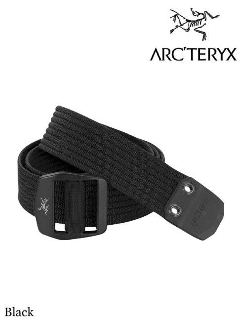 ARC'TERYX,アークテリクス,Conveyor Belt #Black/Black,コンベヤーベルト