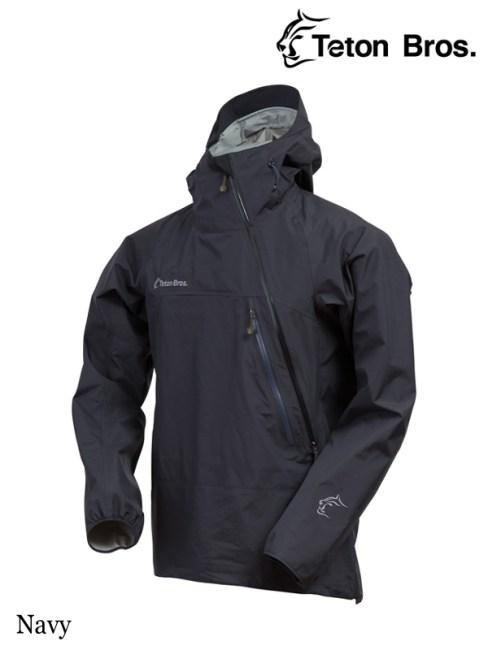 Teton Bros.,ティートンブロス,Tsurugi Lite Jacket (Unisex) #Navy ,ツルギ ライト ジャケット(ユニセックス)