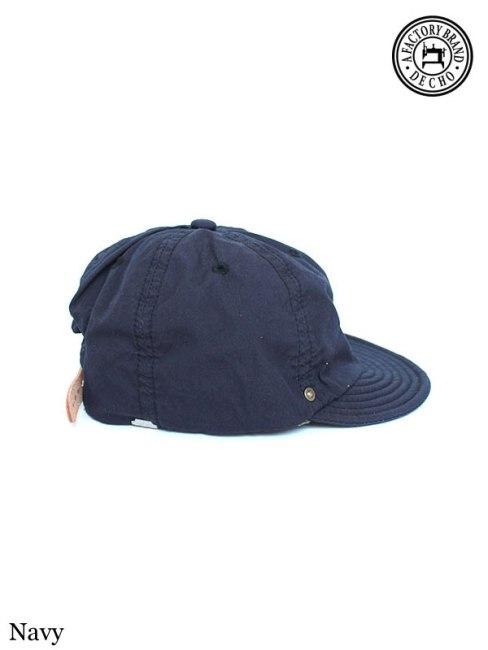 DECHO,BALL CAP BUCKLE-VENTILE- #Navy ,デコー, ボール キャップ バックル-ベンタイル- #ネイビー