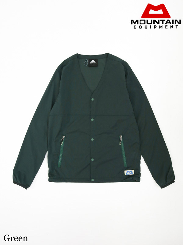 MOUNTAIN EQUIPMENT(Special Make UP Collection),Easy Cardigan #Green ,マウンテンイクィップメント,イージーカーディガン