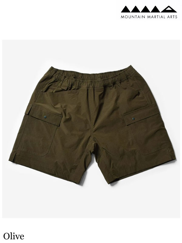 MMA,マウンテンマーシャルアーツ,MMA Multi-purpose 8pocket Shorts #Olive ,マルチパーパス 8ポケット ショーツ