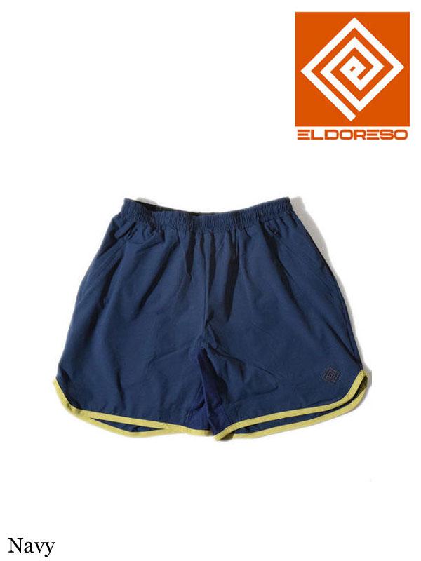 ELDORESO,Neceeities Run Pants #Navy ,エルドレッソ ネセシティーズ ランパンツ