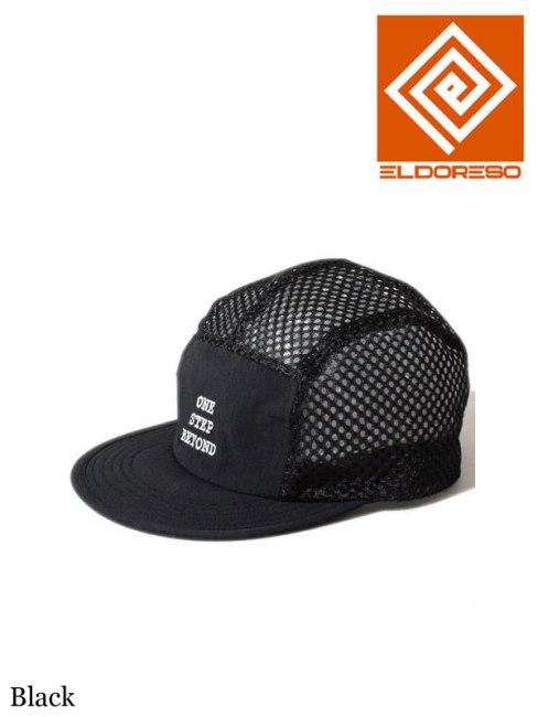 ELDORESO,BEYOND MESH CAP #Black ,エルドレッソ,ビヨンド メッシュ キャップ