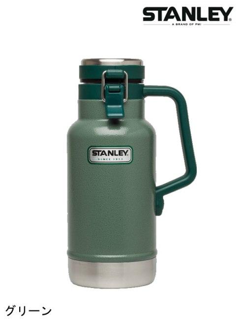 STANLEY,スタンレー ,クラシック真空グロウラー 1L #グリーン