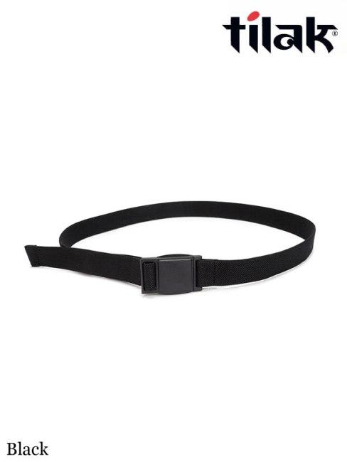 tilak,ティラック ,EZ LOC Belt #Black ,イージーロックベルト
