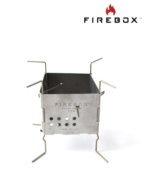 firebox,Nano Stainless Stove ,ファイヤーボックス,ナノステンレスストーブ